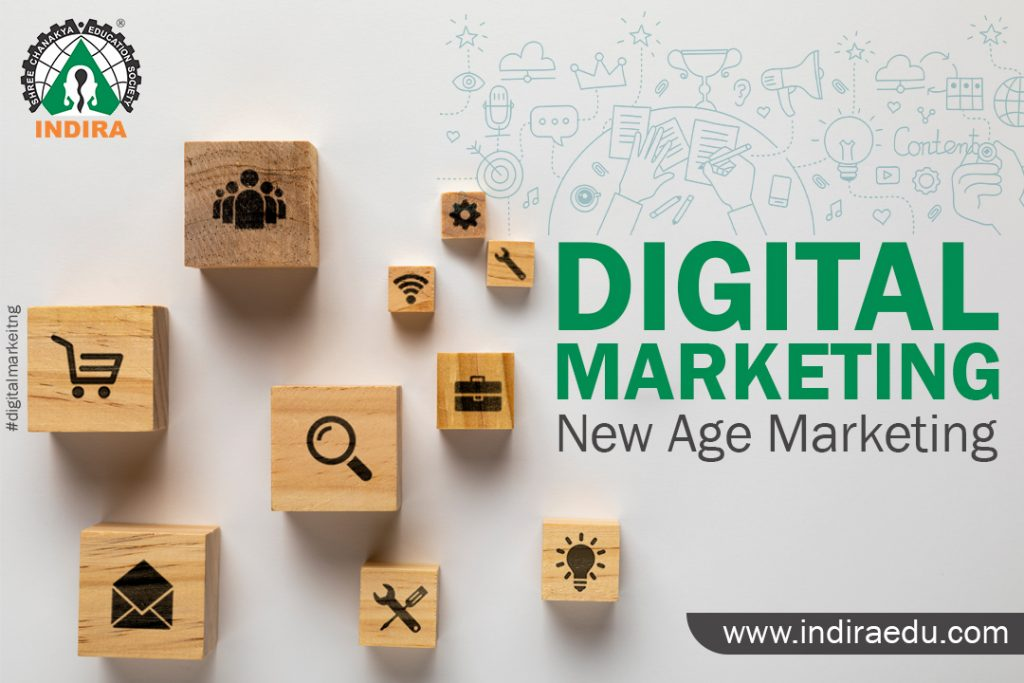 Digital Marketing: New Age Marketing