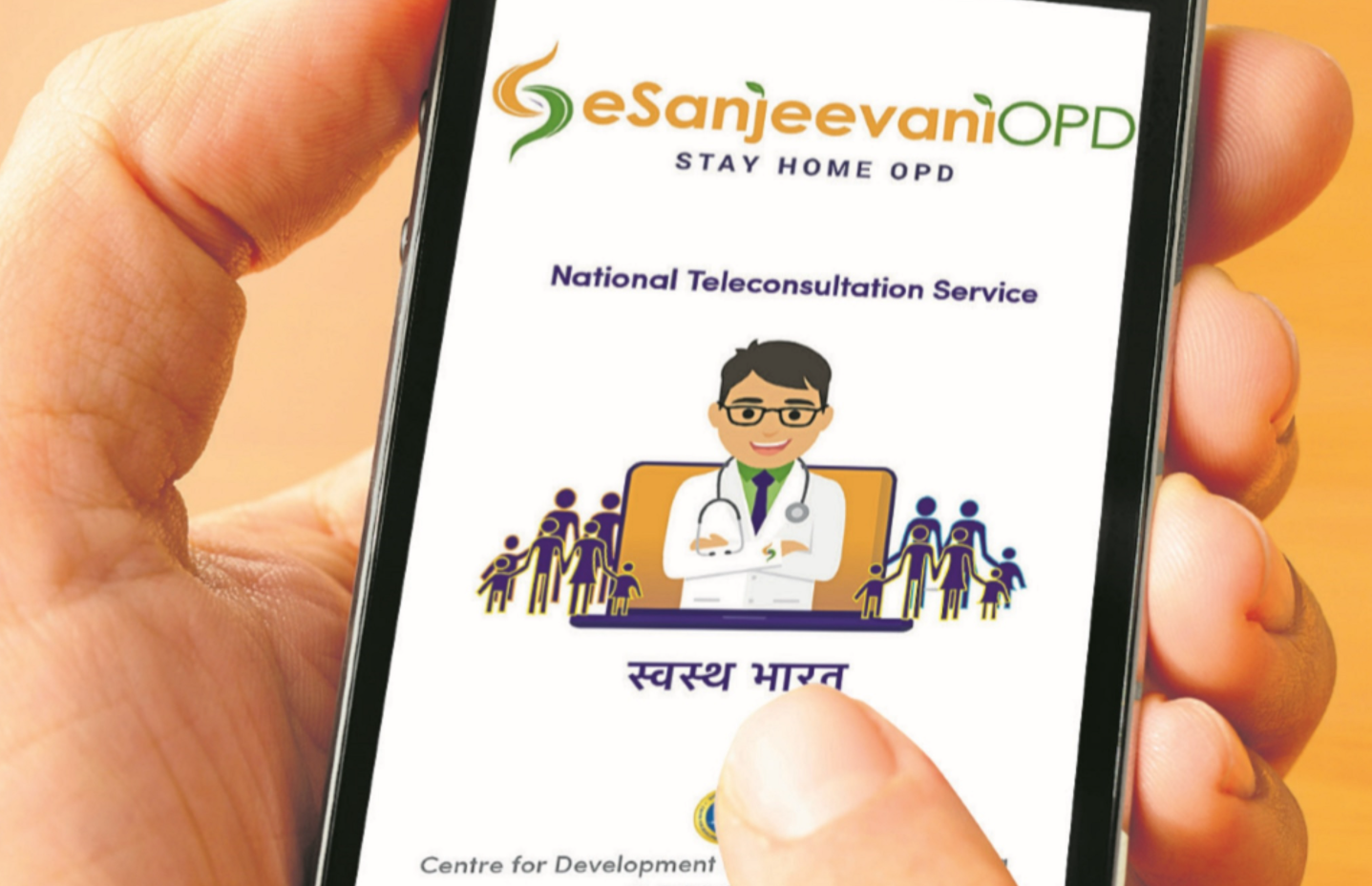 eSanjeevani Telemedicine App By The Ministry of Health and Family Welfare